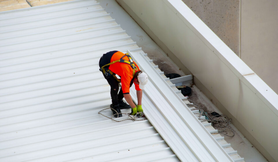 9,000 sqft Wind Storm Repair