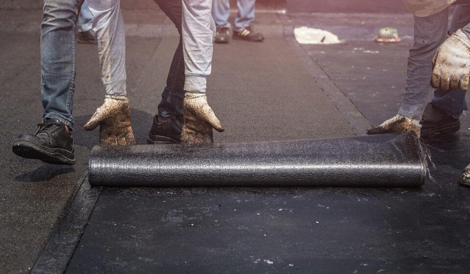 33,000 sqft Hurricane Damage Repair